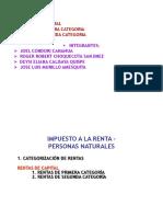 Rentas Capital Administración Tributaria