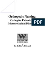 Orthopedic Nursing