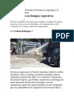 Psicoanálisis en Tiempos Represivos_Cristian Rodriguez