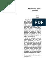 Gerard Vigner - Intertextualidade Norma e Legibilidade