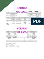 HORARIO 4-5
