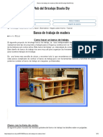 Banco de trabajo de madera _ Web del Bricolaje Diseño Diy.pdf