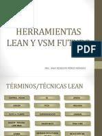 Herramientas Lean y Vsm Futuro Modulo III
