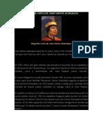 Biografia Corta de Juan Santos Atahualpa