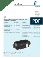 Instrucciones AIRTRONIC D2