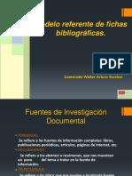 Modelo Fichas Bibliograficas WALTER ESCOBAR