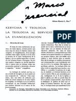 Alfonso kerigma y teología .pdf
