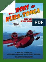 Heroes of Rura-Tonga Corebook