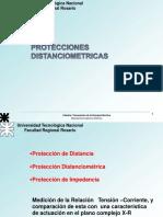 Protecciones distanciometricas