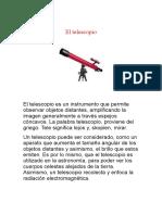 El Telescopio - Definicion