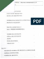 Formato Para Informe Final - Practica Supervisada i y II