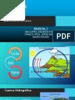 Morfologia de La Cuenca