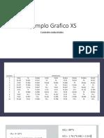 Ejemplo Grafico XS