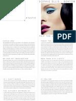 Digital Booklet - Trip the Light Fantastic