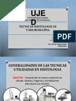 TECNICAS HITOLOGICAS