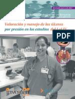 Valoracion y Manejo de Las Ulceras Por Presion en Los Estadios Del I Al IV