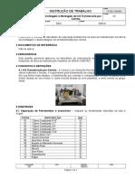 IT-001 NMAN Desmontagem e Montagem - Kit Transmissão Por Correia