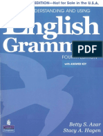 Book Understanding and Using Eng Grammar 4th Edition