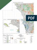24-i - Mapa Geológico Del Cuadrángulo de Chancay