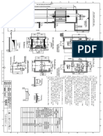 Shop Drawing Lift Kapasitas 1600 Kg Double Pintu