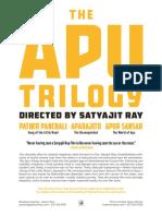 Apu Trilogy Press