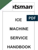 Scotsman Ice Maker Handbook