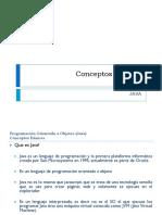 Conceptos Basicos Java