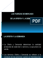 06 - Las Fuerzas de Mercado de La Oferta y La Demanda