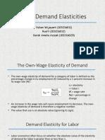 Labor Demand Elasticities 1