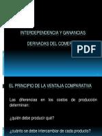 05 - Interdependencia y Ganancias Derivadas Del Comercio