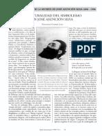 La naturalidad del simbolismo en José Asunción Silva - Fernando Charry Lara