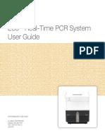 PCR Manual