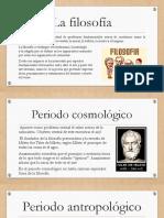 Integradora 1 (Filosofía)