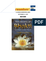 The Secrets of Bhakti of Taoshobuddha Reviewed