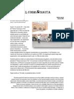 El Cosmonauta Edición Policias
