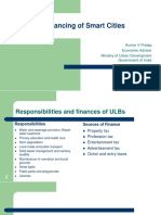 Financing of Smart Cities
