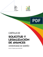Cartilla Solicitud y Legalización Avances v2
