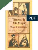 - - - - - - - - Tecnicas de Alta Magia - Francis King