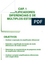 Amplificadoes Diferenciais.ppt