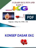 DASAR EKG Dasar Dan Aritmia 2018