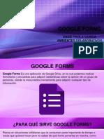 Google Formularios-