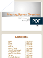 Group 1 - Mooring System