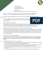 Cuestionario ABAP A