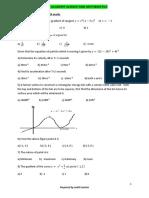 Maths Test (2)