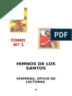 Himnos de Los Santos Tomo i