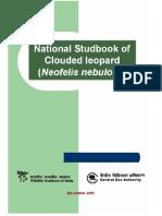 Clouded Leopard Studbook