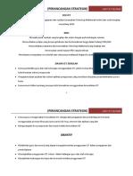 Pelan Strategik Pembestarian Sekolah 2018-2020