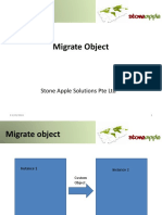 18 Migration Object