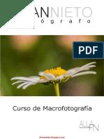 Fran Nieto - Curso de Macrofotografía