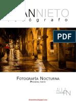 Fran Nieto - Fotografía Nocturna
